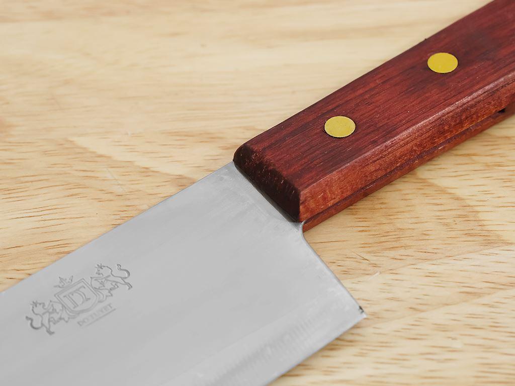 Dao thái thịt thép không gỉ cán gỗ 36cm Tân Bách Phát 173 5