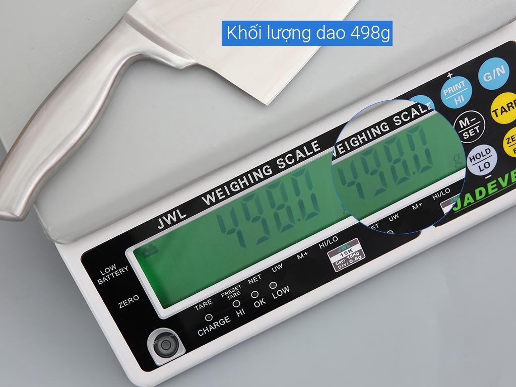 Dao chặt inox 32.5cm Bách Hoá Xanh NH1011-P1 8