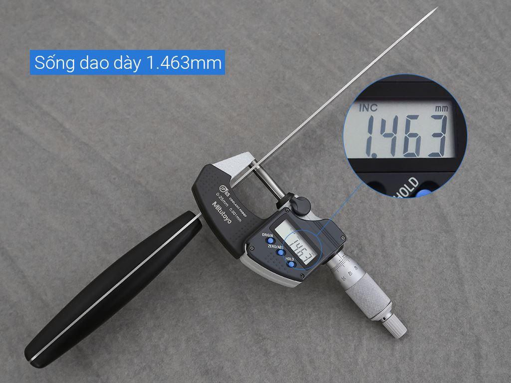 Dao thái lớn cán nhựa 34cm Bách Hoá Xanh P1921-A 9