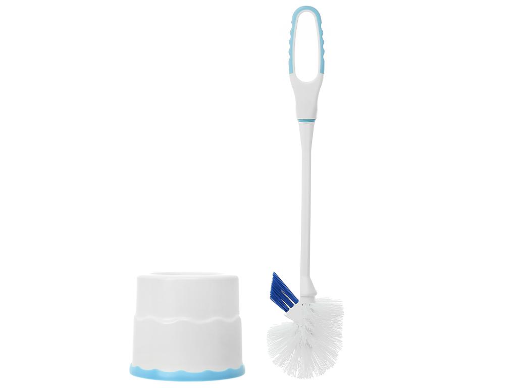 Cọ toilet nhựa có đế Tashuan Ts-5224 1