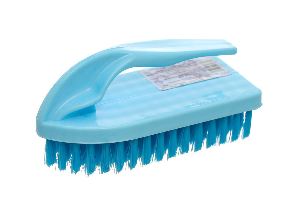 Bàn chải chà sàn nhựa Tự Lập có tay cầm TL709 1