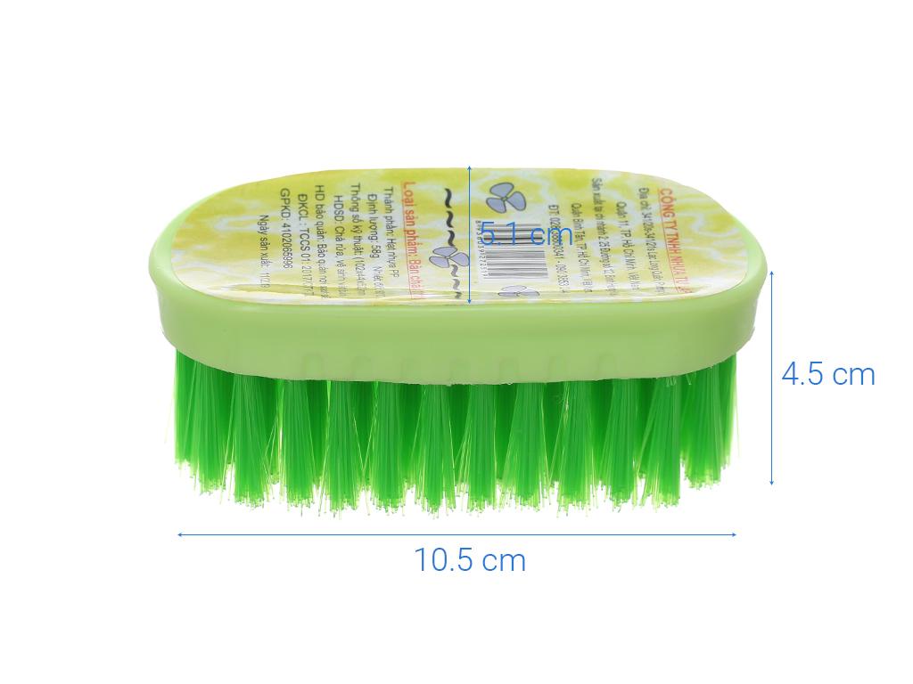 Bàn chải chà sàn nhựa Tự Lập 1118 (giao màu ngẫu nhiên) 5