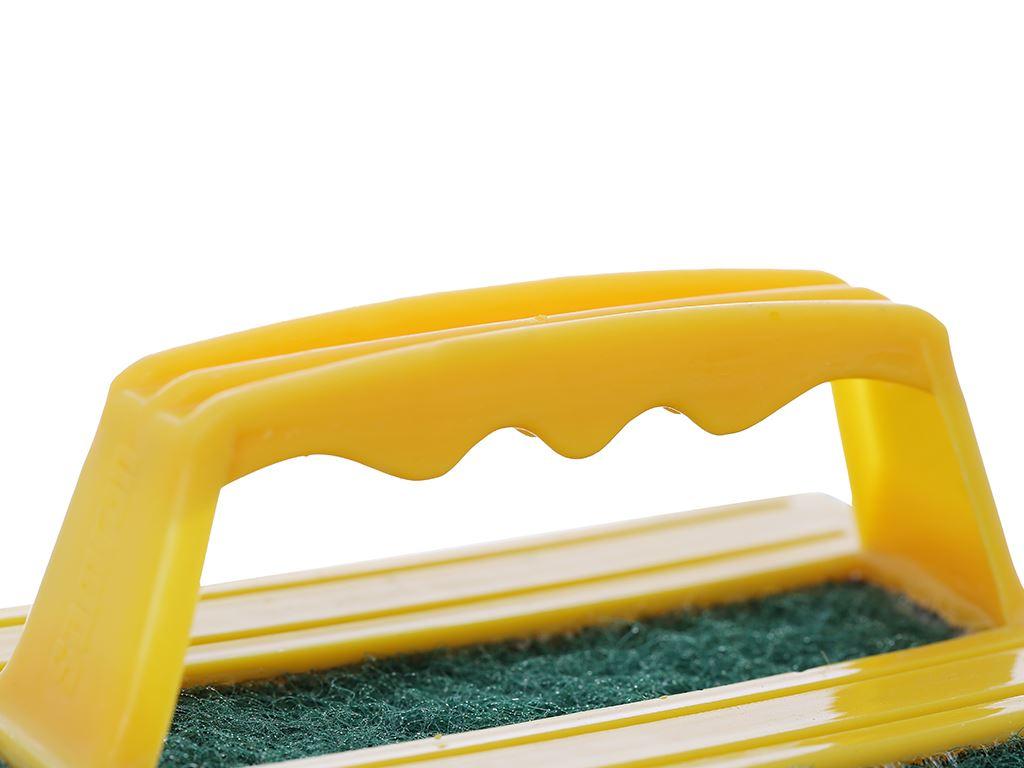 Bàn chải chà sàn Samran cán nhựa 3