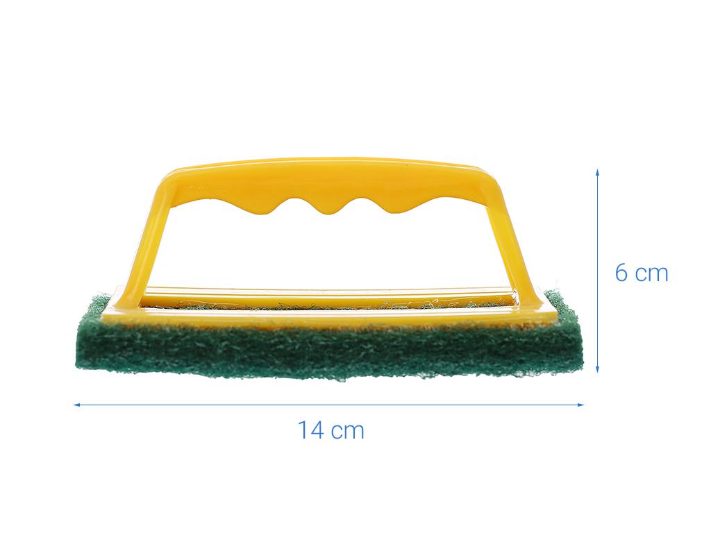 Bàn chải chà sàn Samran cán nhựa 5