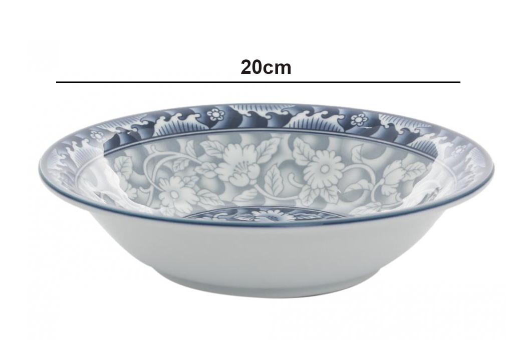 Đĩa 8 sâu 20cm Sambo MD-061/6