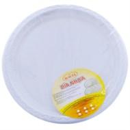 Dĩa nhựa Hunufa 10 inch (10cái)