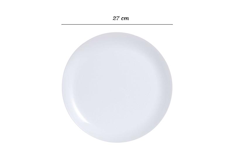 Đĩa thủy tinh Luminarc Diwali Calotte 27cm D7360