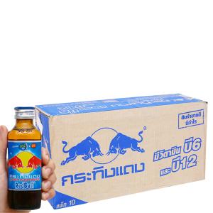 50 chai nước tăng lực Redbull 150ml