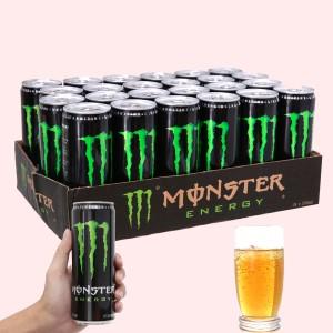 24 lon nước tăng lực Monster Energy 355ml