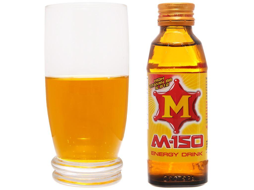 50 chai nước tăng lực M-150 B6 và B12 150ml 4