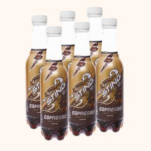6 chai nước tăng lực Sting Espresso vị cà phê 330ml