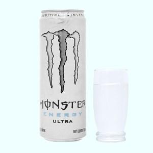 Nước tăng lực Monster Energy Ultra 355ml