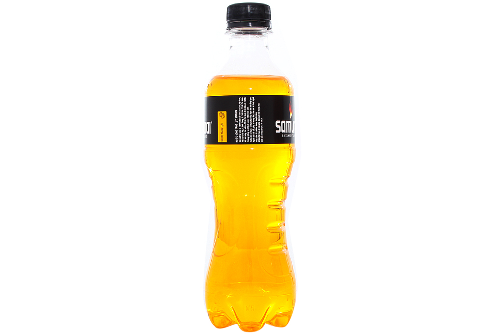 6 chai nước tăng lực Samurai 330ml 3