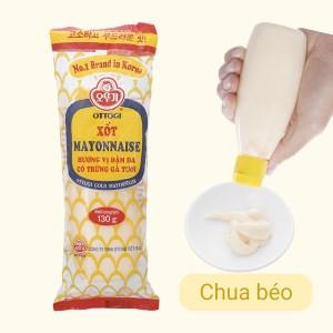 Sốt mayonnaise Ottogi chai 130g