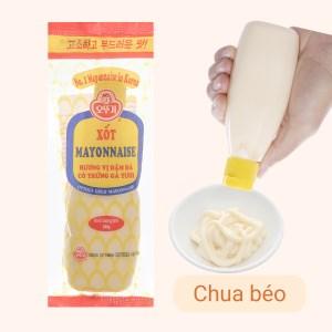 Xốt mayonnaise Ottogi đậm đà chai 240g