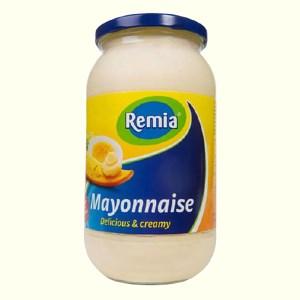 Xốt mayonnaise Remia hũ 1 lít