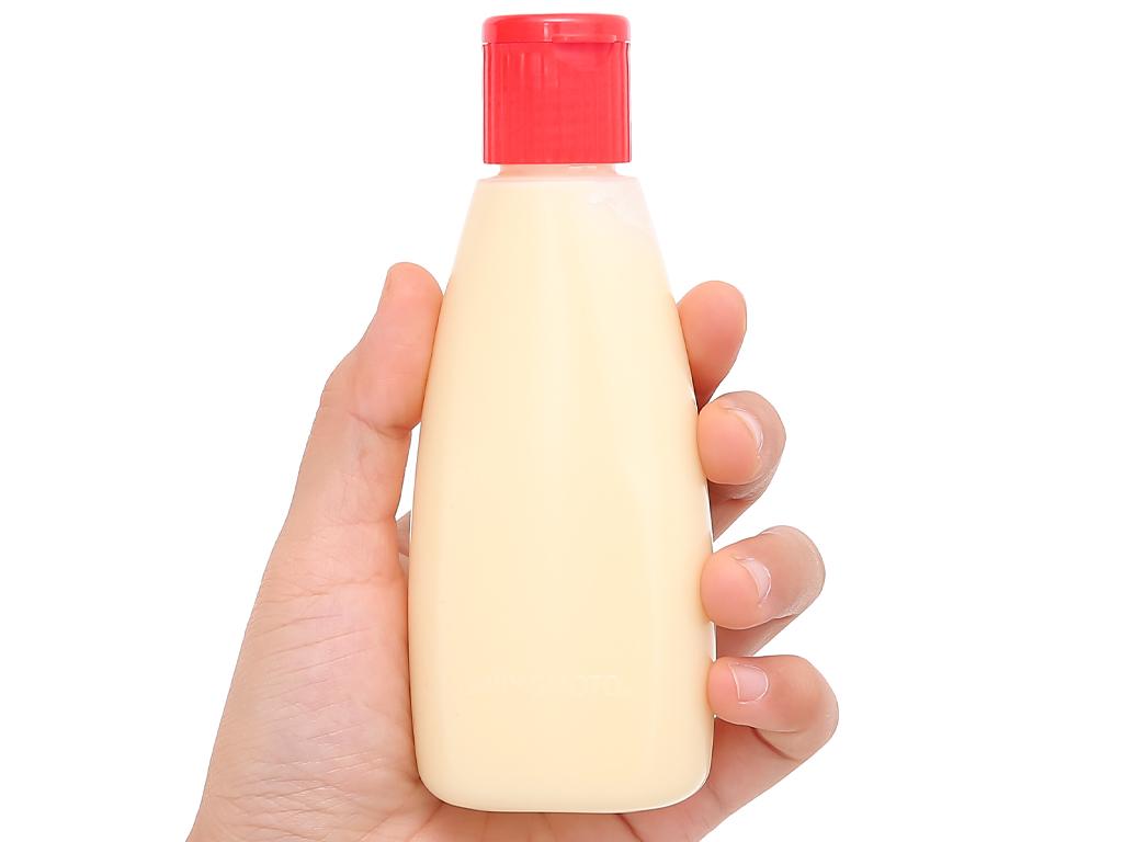 Sốt mayonnaise Aji-mayo Ajinomoto chua béo chai 130g 5