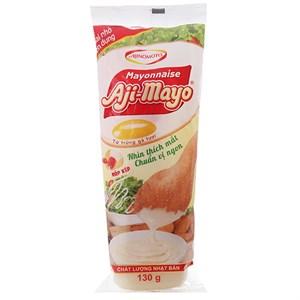 Sốt mayonnaise Aji-mayo Ajinomoto chua béo chai 130g