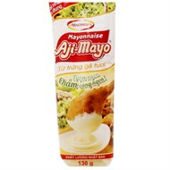 Sốt Mayonnaise Chua béo Aji-Mayo chai 130g