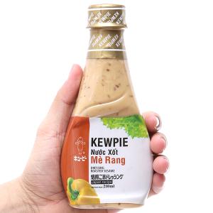 Nước sốt mè rang Kewpie chai 210ml