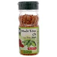 Muối tôm ớt Tây Ninh DH Foods hủ 60g