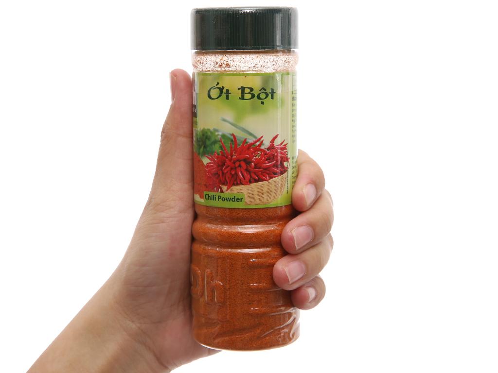 Ớt bột Dh Foods hũ 60g 3