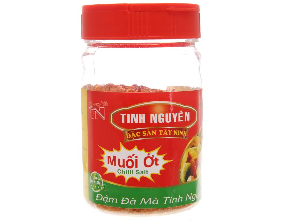 Muối ớt Tinh Nguyên hũ 100g 2