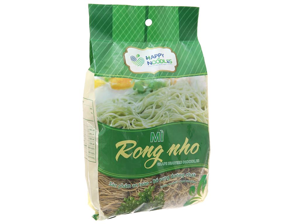 Mì rong nho Happy Noodles gói 400g 2