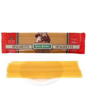 Mì spaghetti số 5 San Remo gói 250g