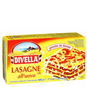 Mì lá có trứng Divella 500g