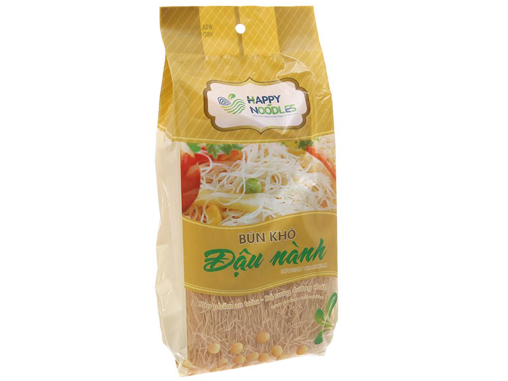 Bún đậu nành Happy Noodles gói 400g 2