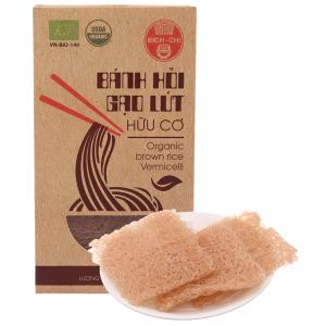 Bánh hỏi gạo lứt hữu cơ Bích Chi hộp 200g
