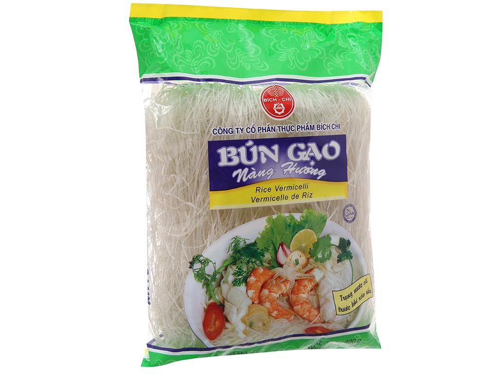 Bún gạo Nàng Hương Bích Chi gói 400g 2