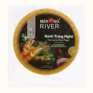 Bánh tráng 16cm nghệ Mekong River gói 300g