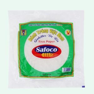 Bánh tráng 16cm Safoco gói 300g