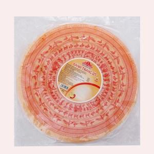 Bánh tráng ớt 22cm Việt San gói 280g
