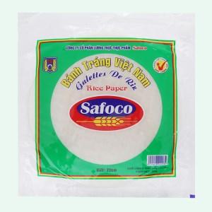 Bánh tráng 22cm Safoco gói 300g