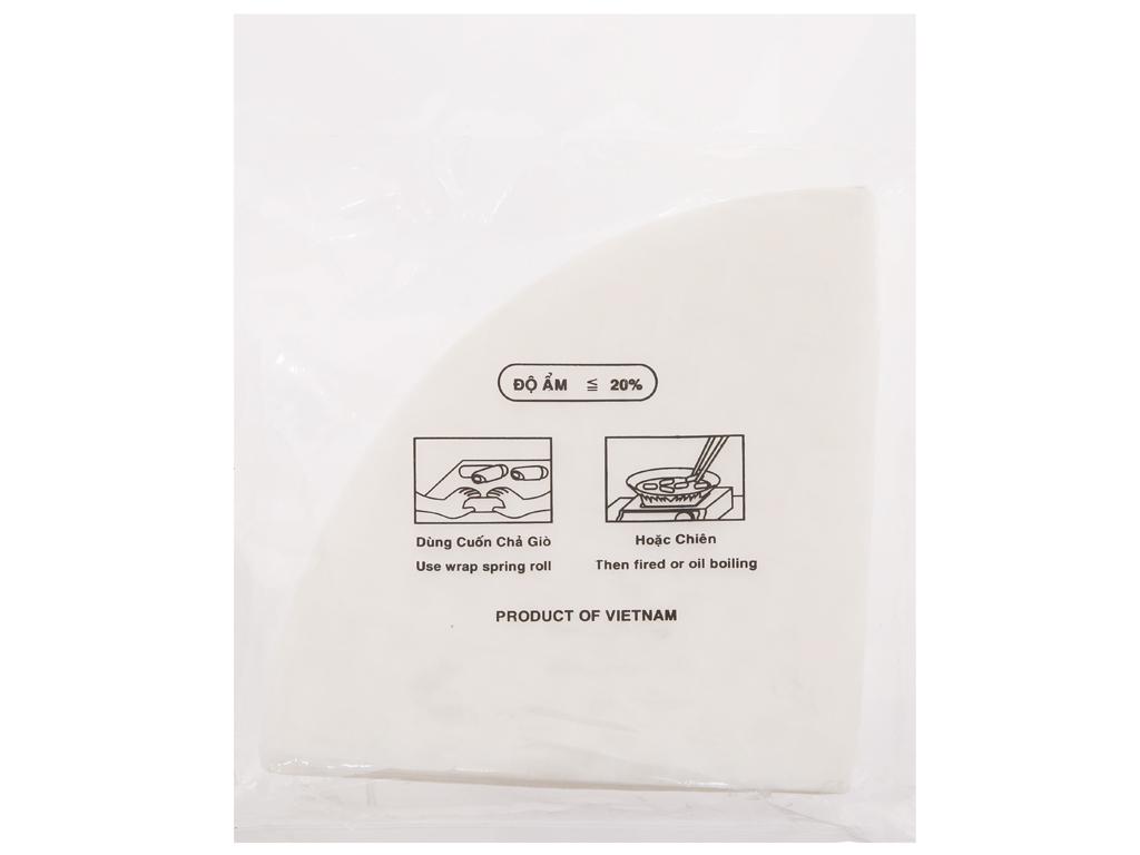 Bánh tráng góc tư Hương Nam gói 250g 3