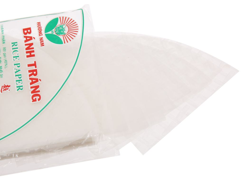 Bánh tráng góc tư Hương Nam gói 250g 4