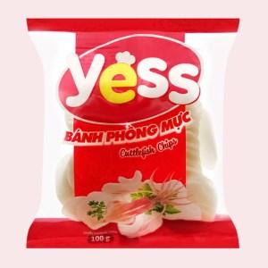 Bánh phồng mực Yess gói 100g