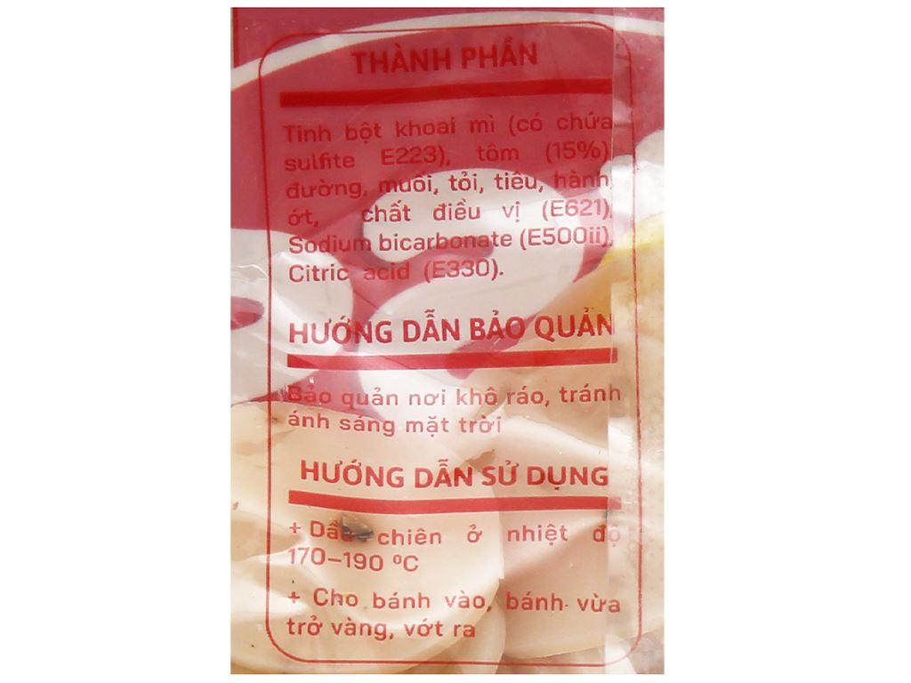 Bánh phồng tôm mini đặc biệt Yess gói 100g 3