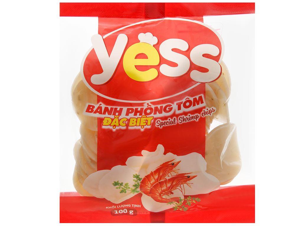 Bánh phồng tôm Yess gói 100g 1
