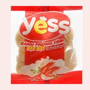 Bánh phồng tôm Yess gói 100g