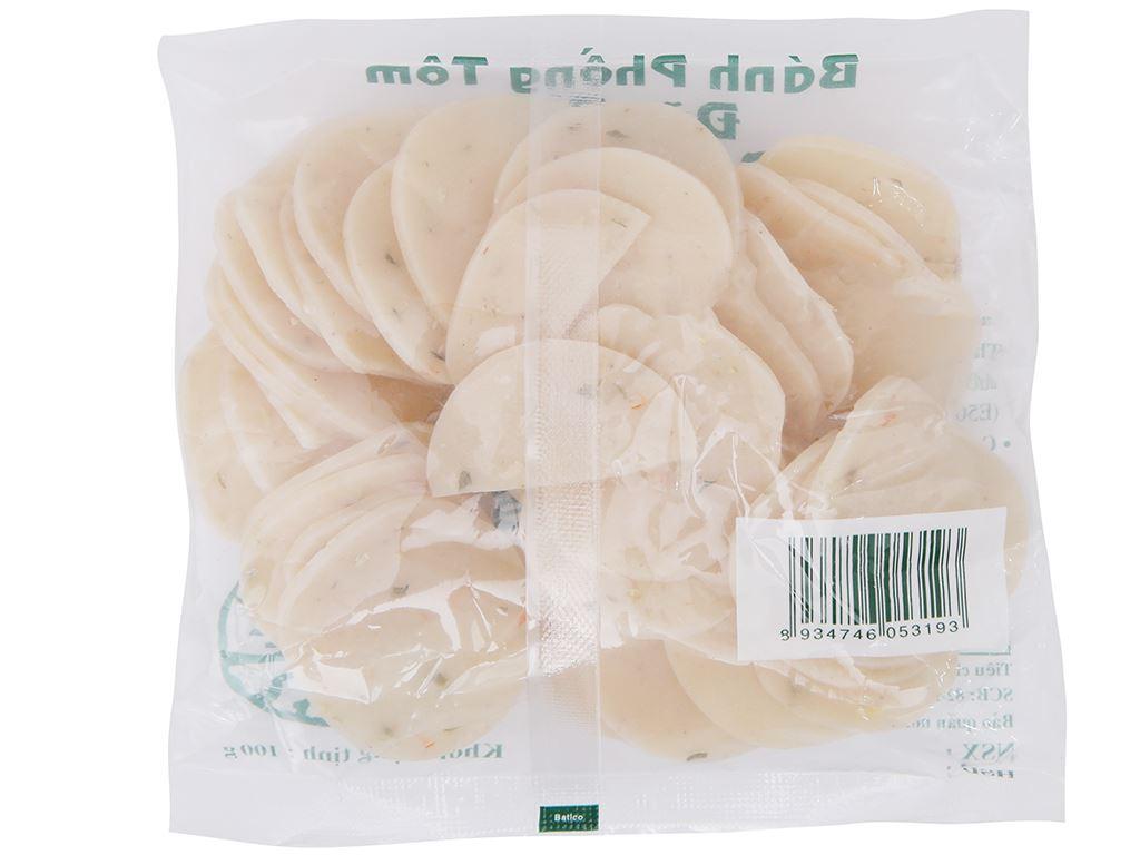 Bánh phồng tôm đặc biệt Sa Giang gói 100g 3