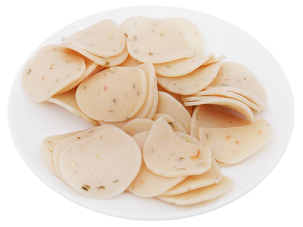 Bánh phồng tôm đặc biệt Sa Giang gói 100g 5