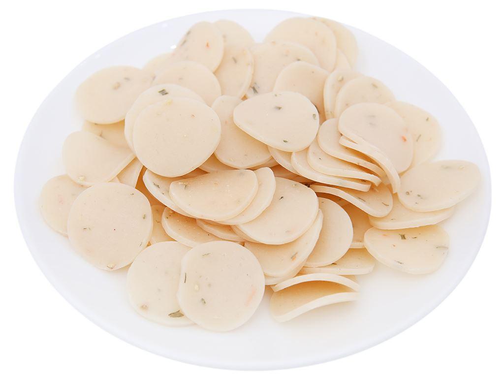 Bánh phồng tôm mini đặc biệt Phồng tôm nhỏ Sa Giang gói 100g 5