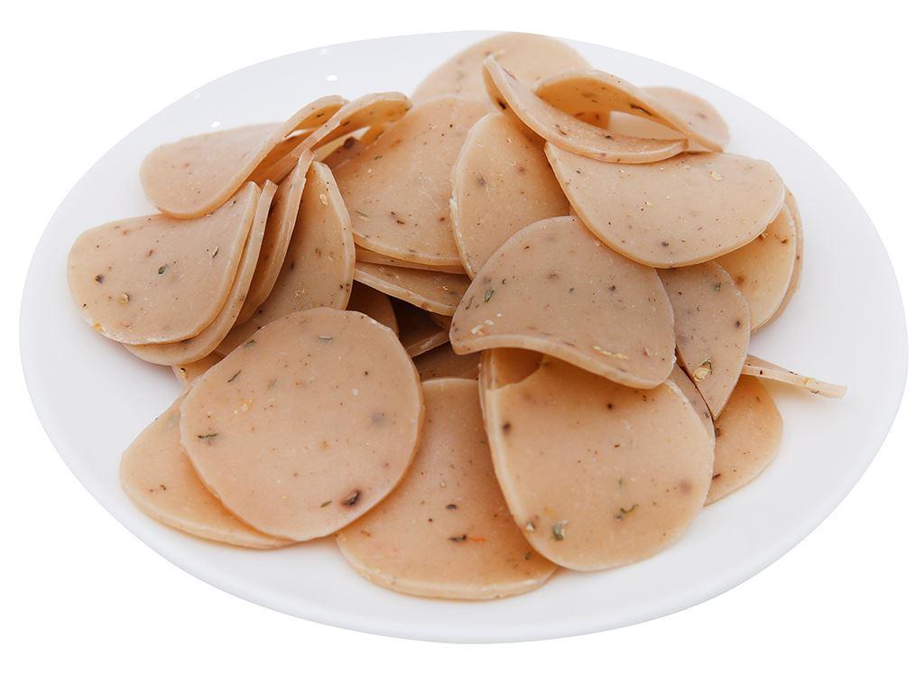 Bánh phồng tôm Bích Chi gói 100g 5