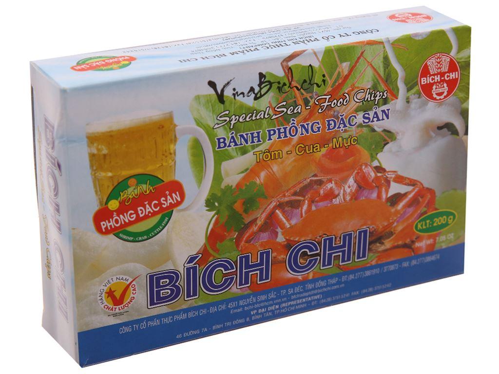 Bánh phồng đặc sản Bích Chi hộp 200g 2
