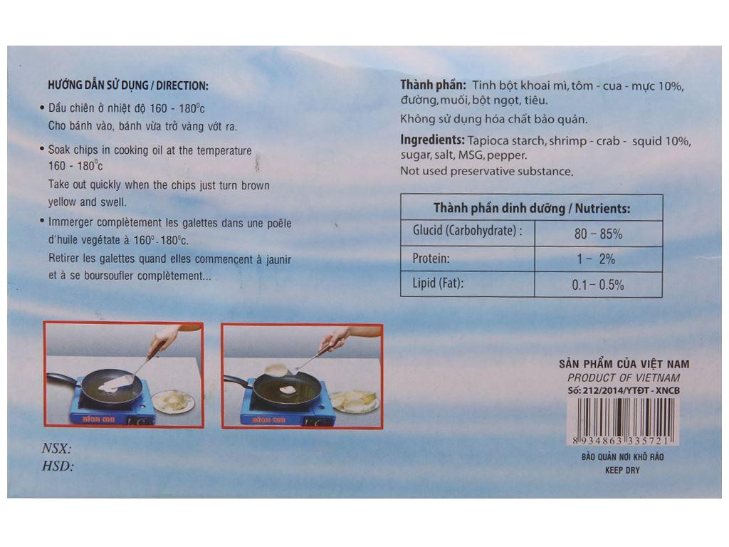 Bánh phồng đặc sản Bích Chi hộp 200g 3