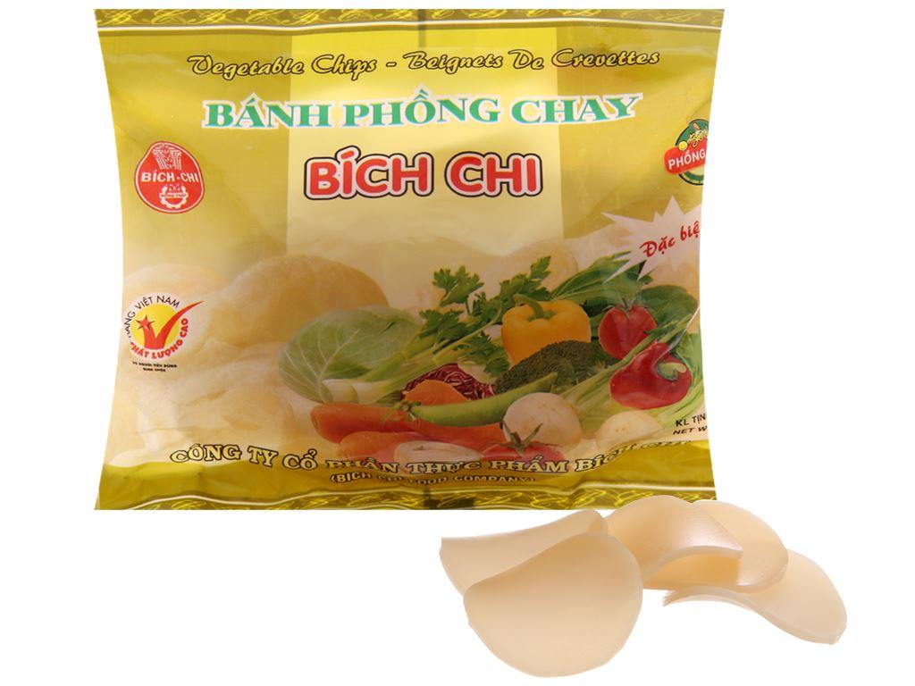 Bánh phồng chay Bích Chi gói 100g 2